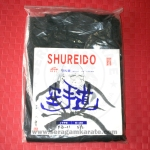 SHUREIDOKB – 11 – Black Gi Uniform – Size 3 s/d 4.5 New Rp. 2.250.000KB – 11 – Black Gi Uniform – Size 5 s/d 7.5 New Rp. 2.250.000
